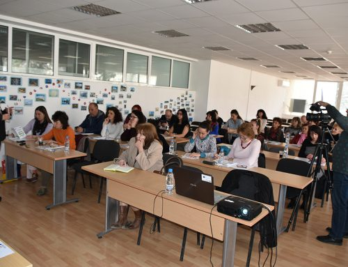 Проведено промоционално събитие в град Добрич